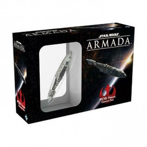 Star Wars: Armada: Mc30C Frigate New