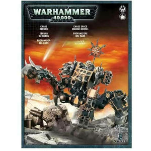 Warhammer Chaos Space Marines Defiler New
