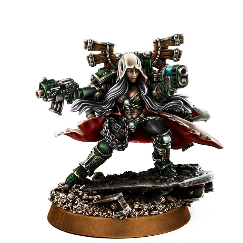 Wargame Exclusive CHAOS WARRIOR CYPHERIA THE FALLEN 28mm New