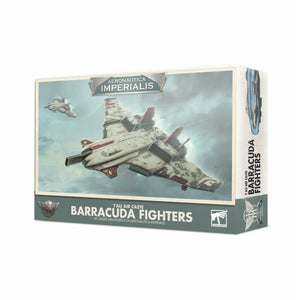 AERONAUTICA T'AU AIR CASTE BARRACUDA FIGHTERS New - TISTA MINIS