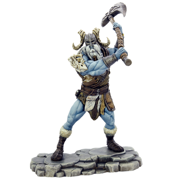 Dungeons & Dragons Icewind Dale: Rime of the Frostmaiden Frost Giant Ravager New