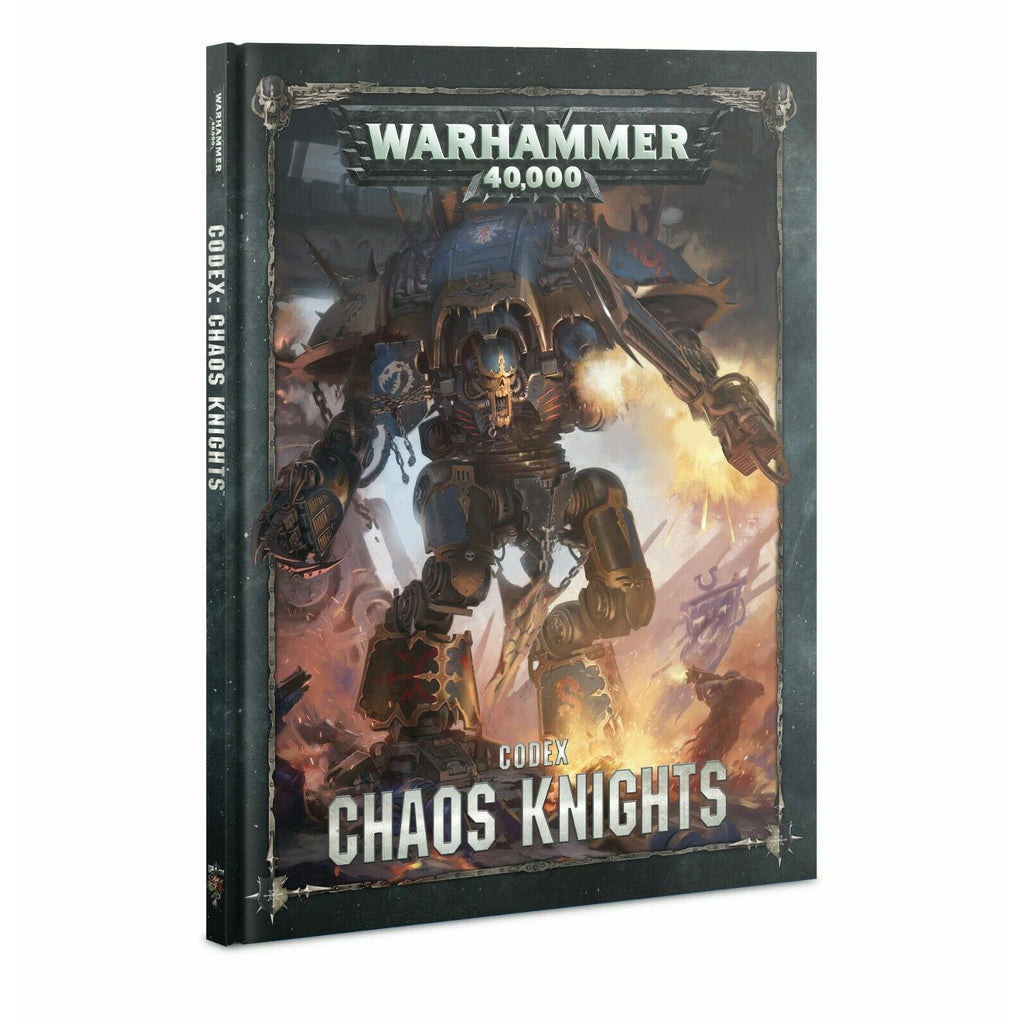 Imperial Knights Codex CHAOS KNIGHTS New