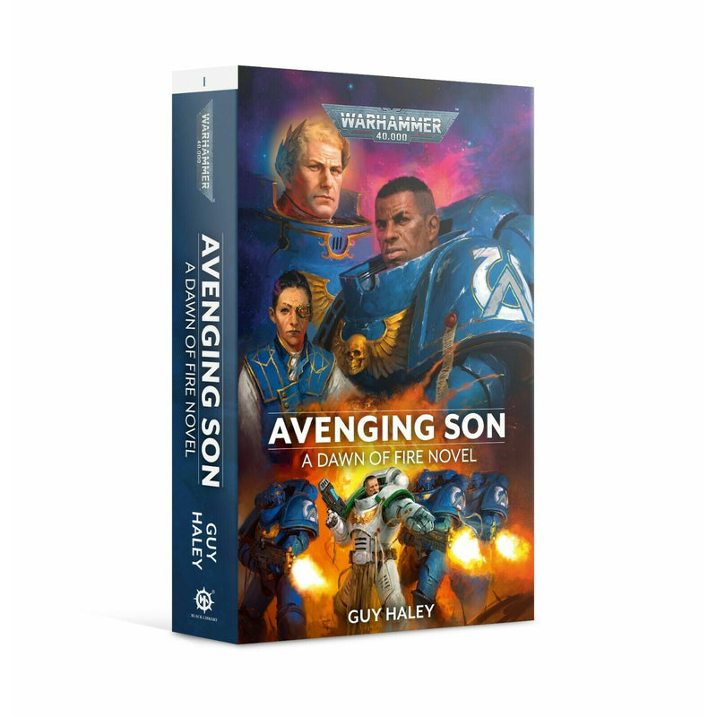 Warhammer DAWN OF FIRE: AVENGING SON New