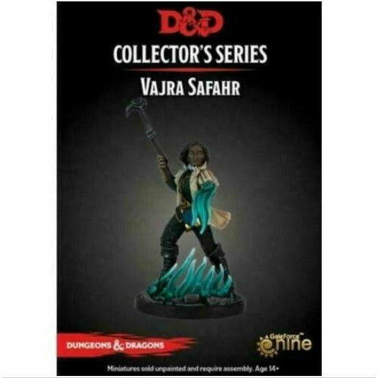 Dungeons & Dragons Collector's Series - Vajra Safahr New