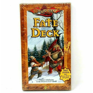 Dungeons and Dragons FATE CARDS REPRINT DECK - RPB4