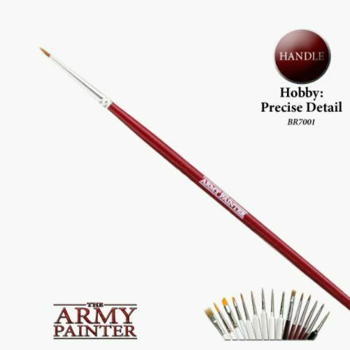 Army Painter Hobby Brush - Precise Detail BR7001 New - TISTA MINIS