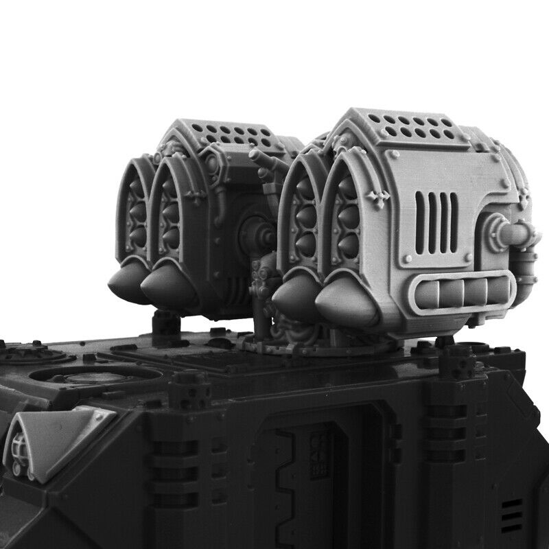 Wargame Exclusive IMPERIAL W-WIND MISSILE LAUNCHER TURRET [CONVERSION SET] New