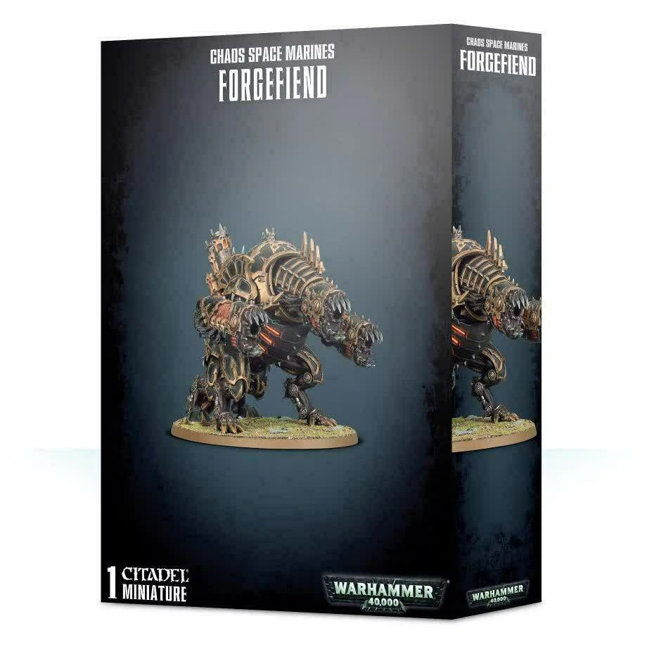 Warhammer Chaos Space Marines Forgefiend New