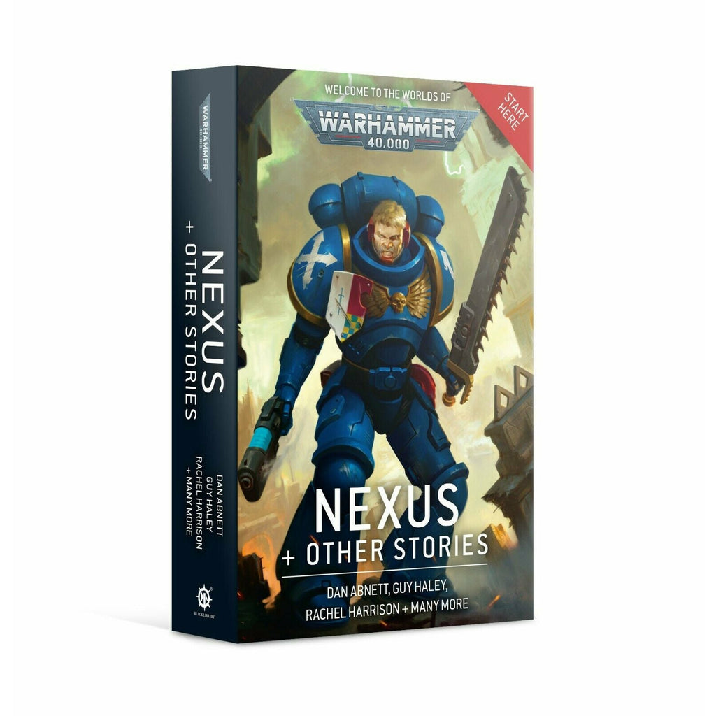 Warhammer NEXUS & OTHER STORIES (PB) (GW-COVER) New - TISTA MINIS