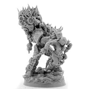 Wargame Exclusive CHAOS NOISE SKREAMER 28mm New - TISTA MINIS