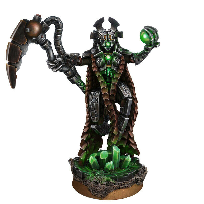 Wargame Exclusive NECROCYBORG CRYPTKEEPER New