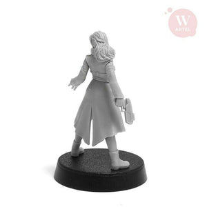 Artel Miniatures - Agent Virtue 28mm New