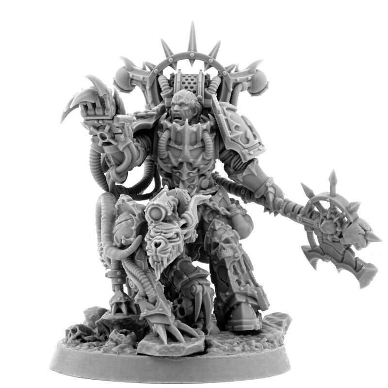 Wargame Exclusive CHAOS CORSAIR LORD 28mm New