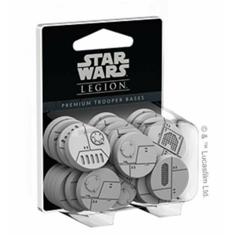 Star Wars Legion: Premium Trooper Bases New