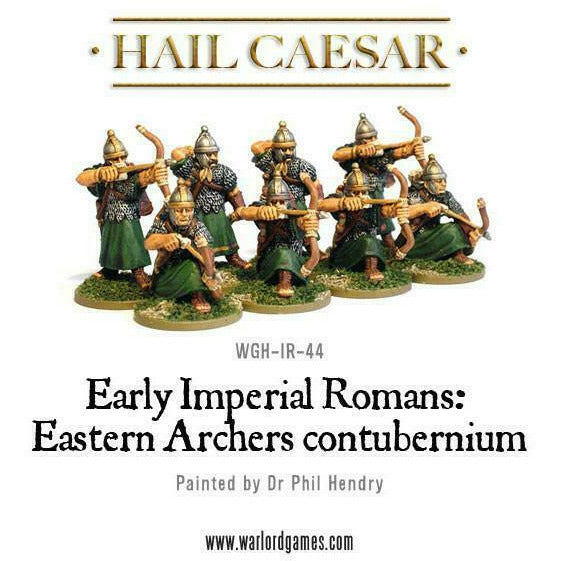 Hail Caesar Eastern Archers New - TISTA MINIS