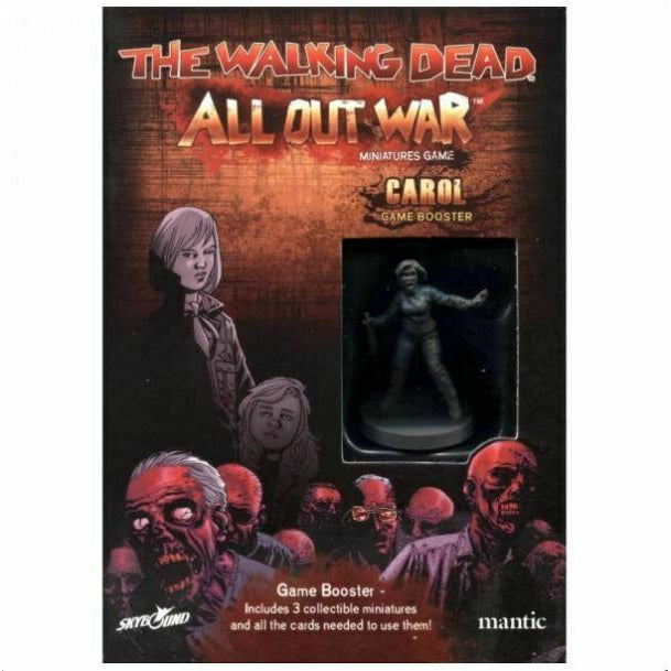 The Walking Dead: W1 Carol Booster New - TISTA MINIS