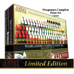 The Army Painter: Warpaints Wargamers Complete Set - Limited Edition New