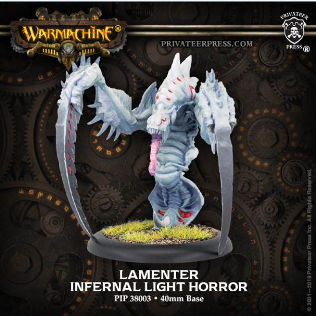 Warmachine Infernals Lamenter NEW