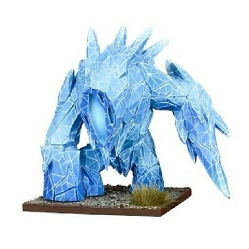 "Kings of War ""Northern Alliance Support Pack: Ice Elemental "" New - TISTA MINIS"