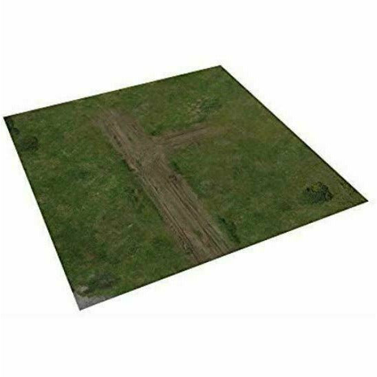 The Walking Dead: Neoprene Deluxe Mat Greene Farm New - TISTA MINIS