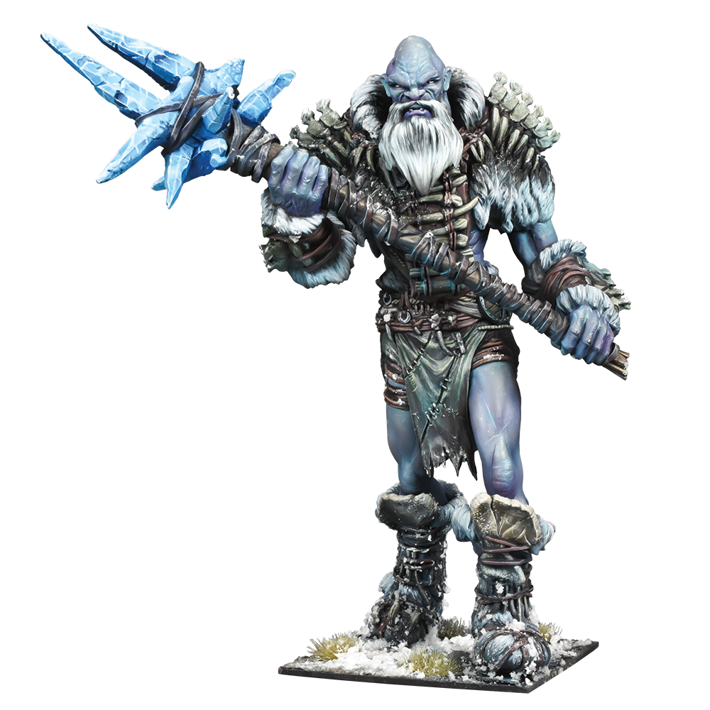 Kings of War Frost Giant New - MGKWL401 - TISTA MINIS