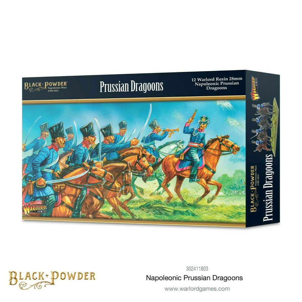 Black Powder Prussian Dragoons New