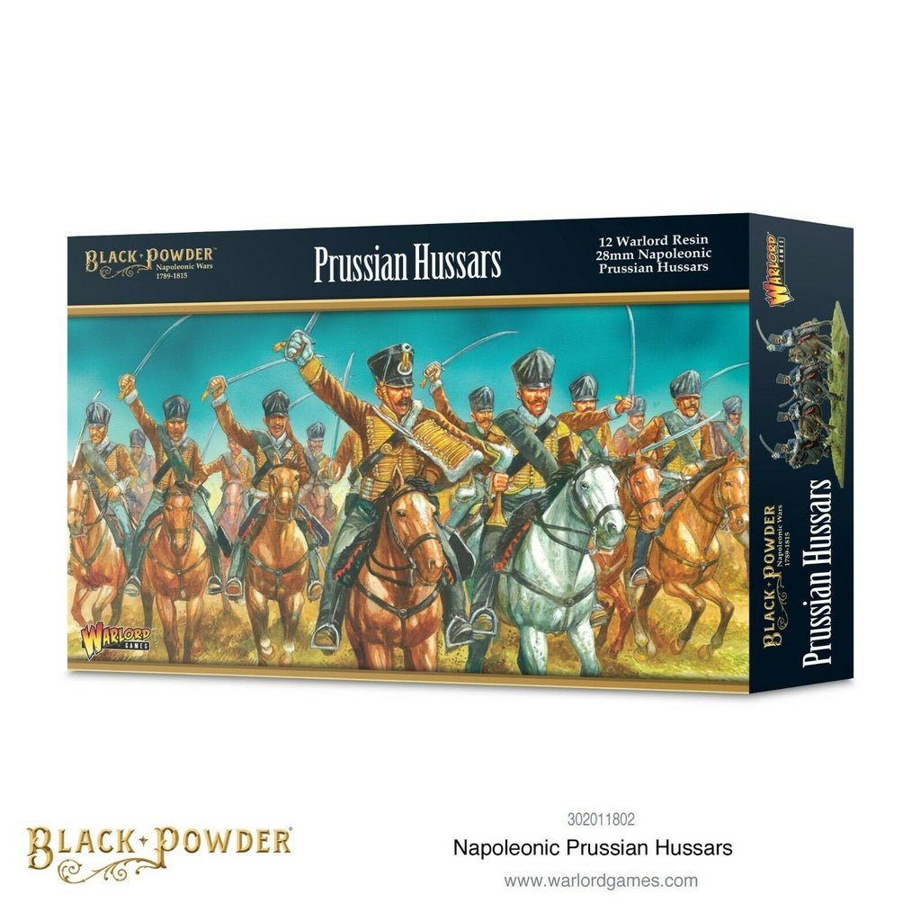 Black Powder Prussian Hussars New