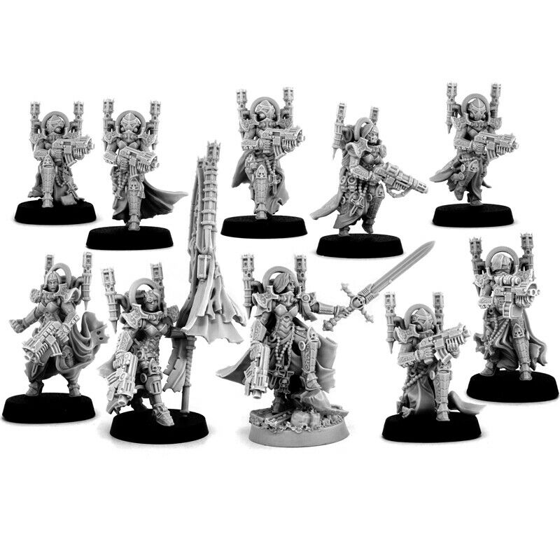 Wargame Exclusive EMPEROR SISTERS SQUAD New
