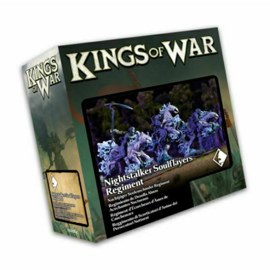 Kings of War - Nightstalker Soulflayers Regiment New