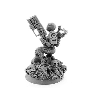 Wargames Exclusive - GREATER GOOD HERO KAISLA THE GAMER New - TISTA MINIS