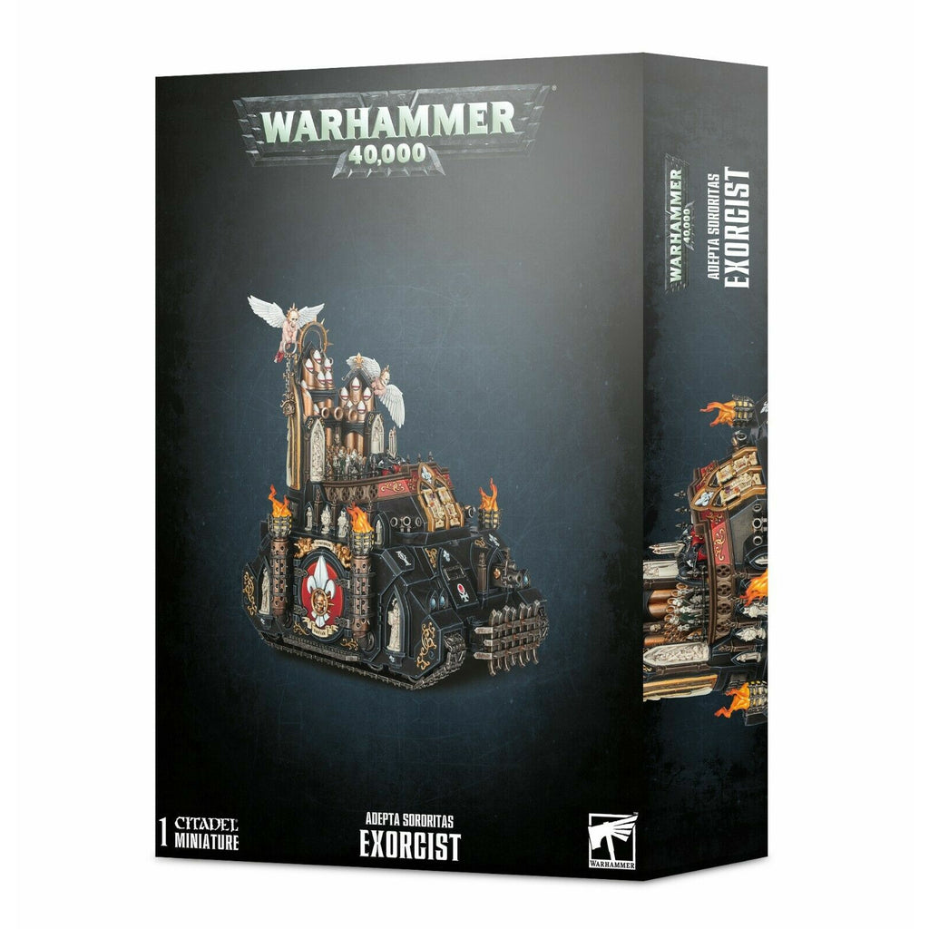 Warhammer Sisters of Battle ADEPTA SORORITAS EXORCIST New