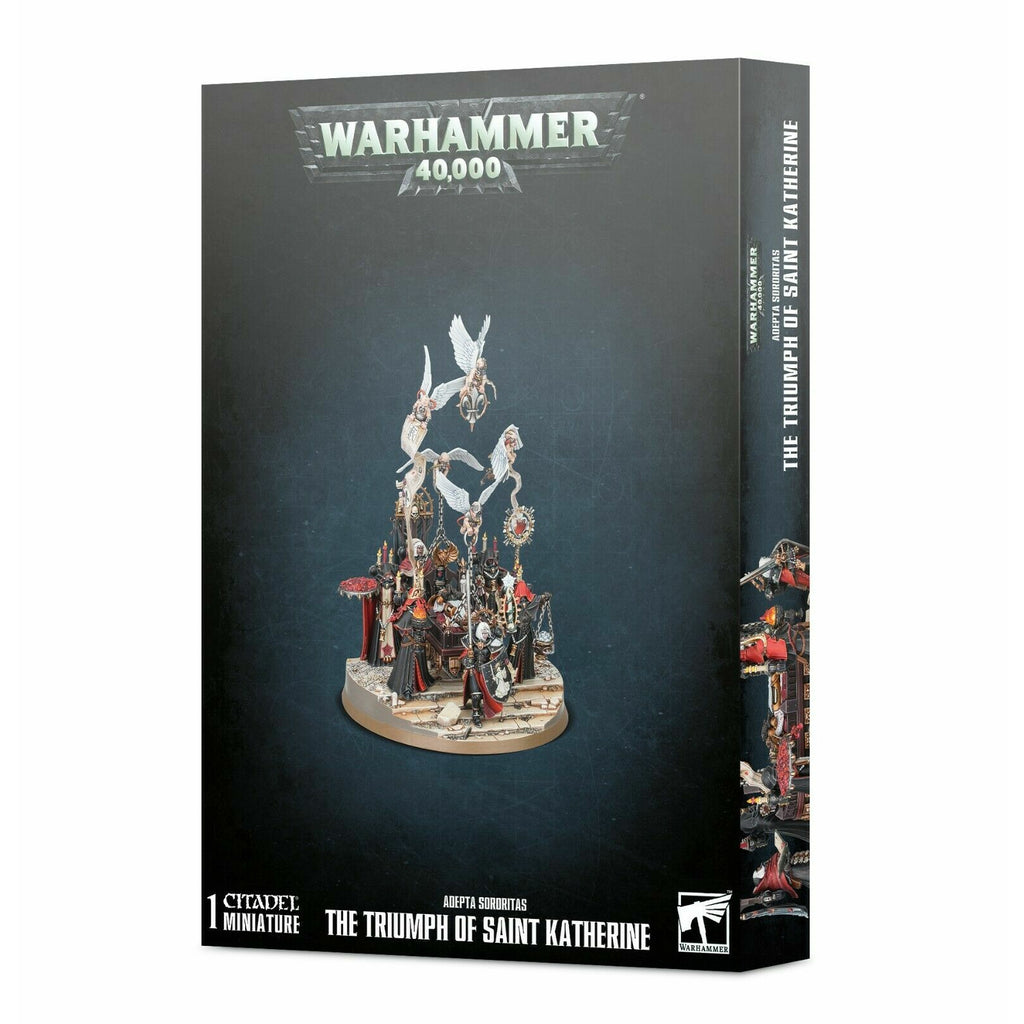 Warhammer Sisters of Battle ADEPTA SORORITAS: THE TRIUMPH OF ST. KATHERINE New