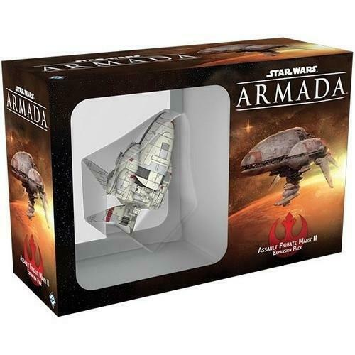 Star Wars: Armada: Assault Frigate Mark II New