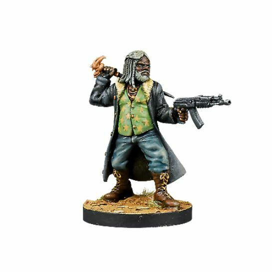 The Walking Dead: King Ezekiel Booster Show Exclusive New - TISTA MINIS