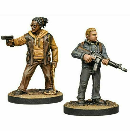 The Walking Dead: Heath Booster New - TISTA MINIS