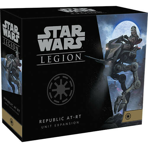 Star Wars Legion: Republic At-Rt Unit Expansion New