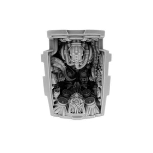 Wargames Exclusive - CHAOS KNIGHT COCKPIT INTERIOR KIT (SL) New - TISTA MINIS