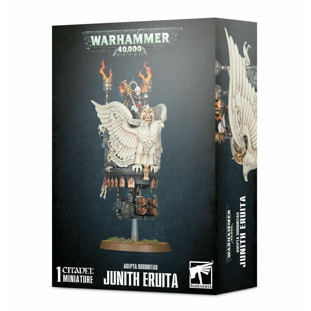 Warhammer Sisters of Battle ADEPTA SORORITAS JUNITH ERUITA New