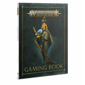 Warhammer AGE OF SIGMAR: GAMING BOOK New