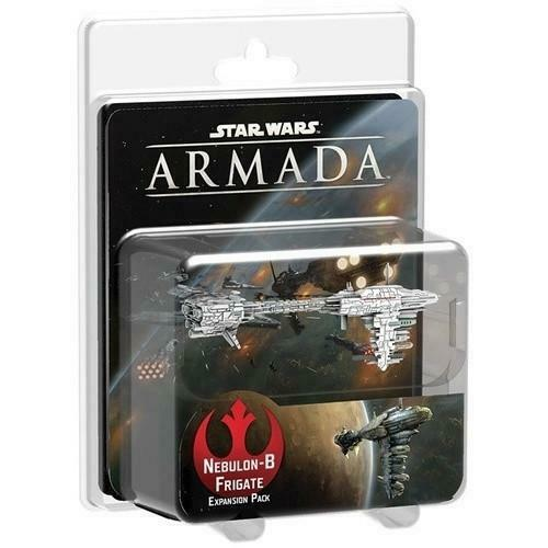 Star Wars: Armada: Nebulon-B Frigate New