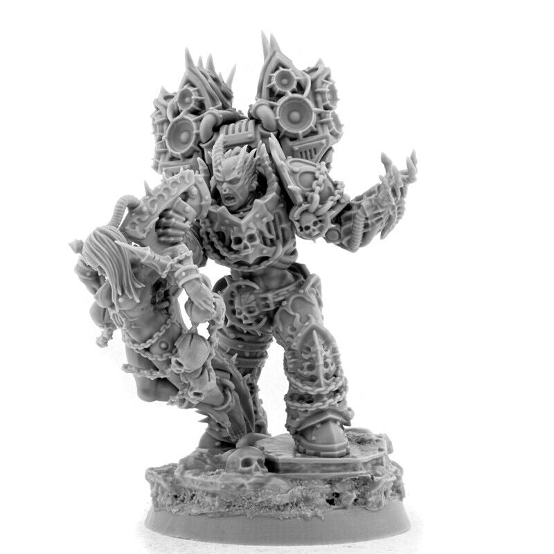 Wargame Exclusive CHAOS NOISE SKREAMER 28mm New