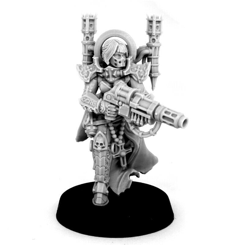 Wargame Exclusive EMPEROR SISTER WITH MELTING GUN New