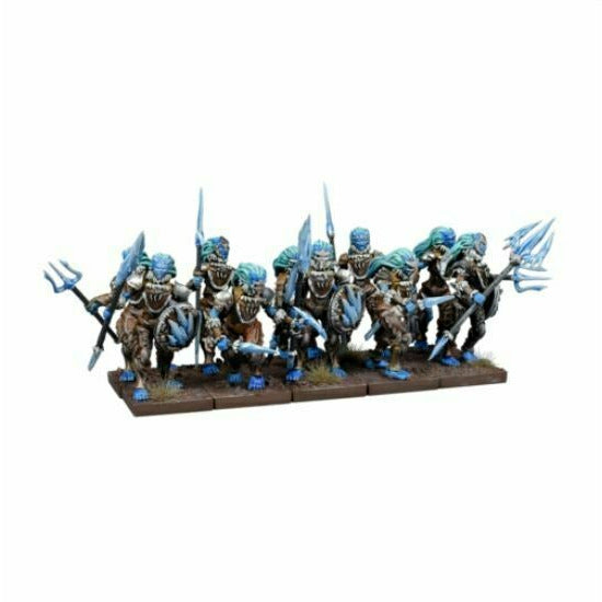 Kings of War - Northern Alliance Ice Naiads Regiment New - TISTA MINIS