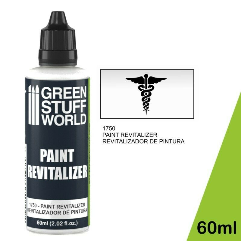 Green Stuff World Paint Revitalizer 60ml New - TISTA MINIS