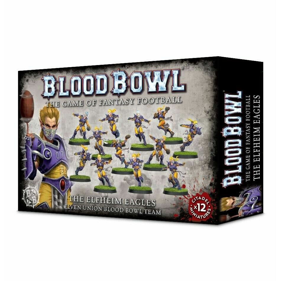 Blood Bowl Elfheim Eagles New