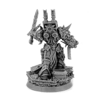Wargame Exclusive CHAOS MASTER OF CRUSADE 28mm New - TISTA MINIS
