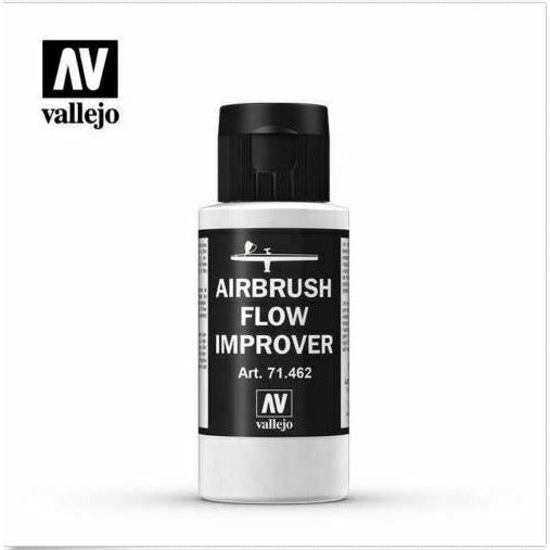 Vallejo Airbrush Flow Improver 60ml New