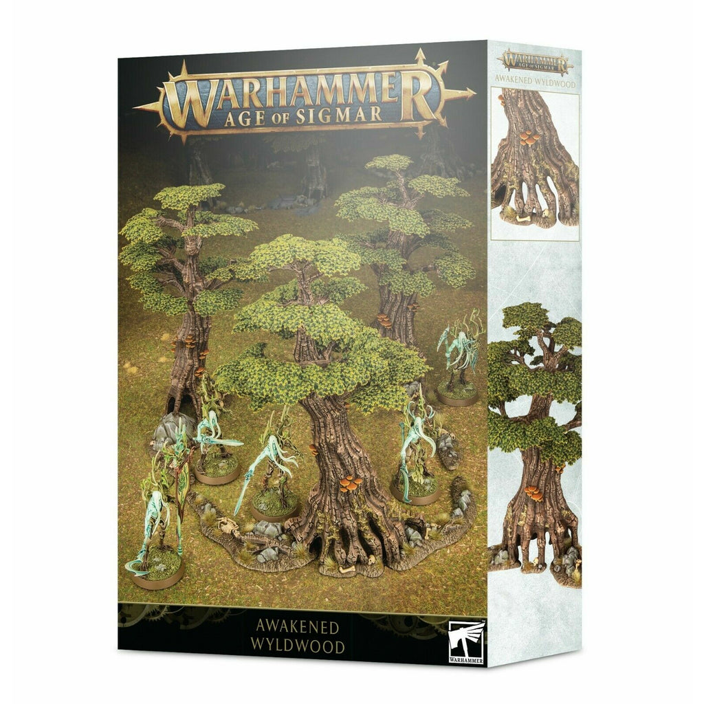 Warhammer Wood Elves AWAKENED WYLDWOOD New