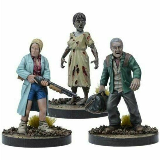 The Walking Dead: W4 Alice Booster New