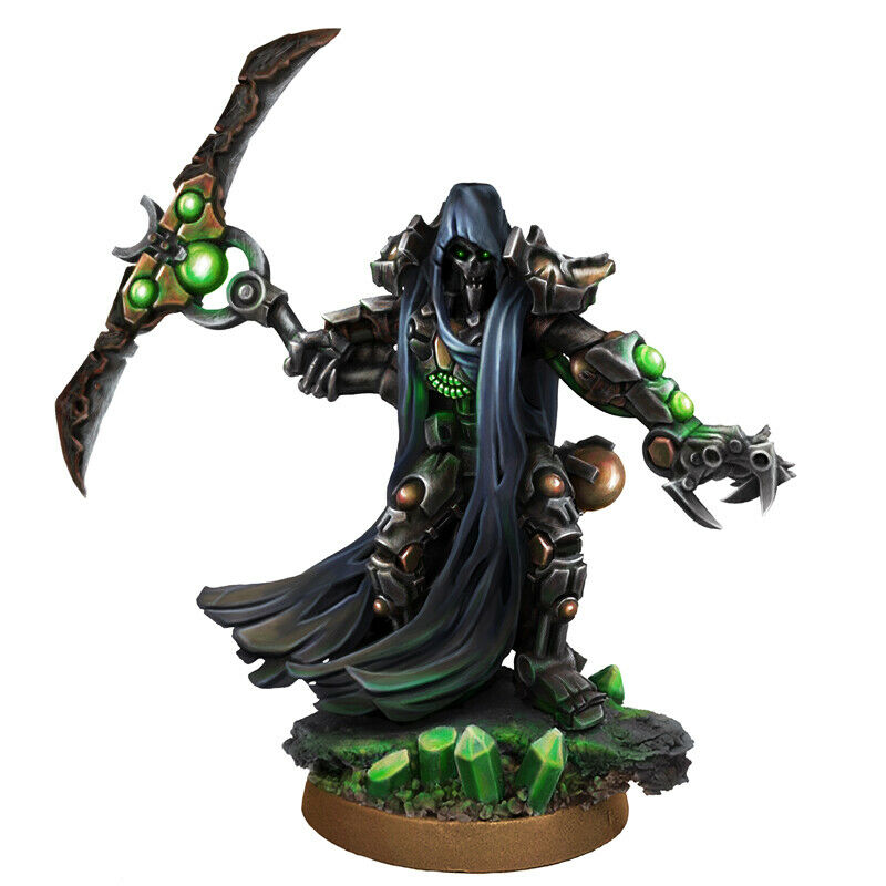 Wargame Exclusive NECROCYBORG GRIM REAPER New